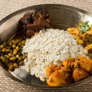 ネパール民族料理 アーガン「カザ」セットコース
